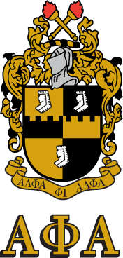 alpha phi alpha dating site The divine nine and the national pan-hellenic council there are nine historically black greek letter organizations alpha phi alpha fraternity, founded 1906.